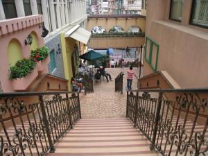 lépcsőburkolat