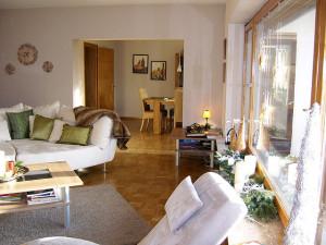 Ilyen egy modern nappali