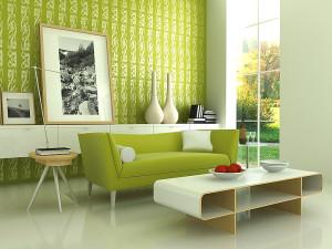 A bútoráruház színes kínálata