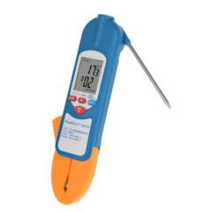 lézeres hőmérő