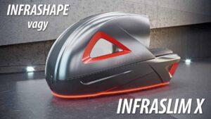 InfraShape horizontal
