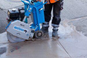 Minőségi betonfelület